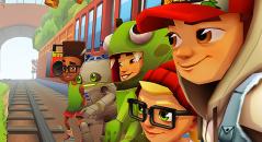 Subway Surfers - самая скачиваемая игра на Google Play за все время