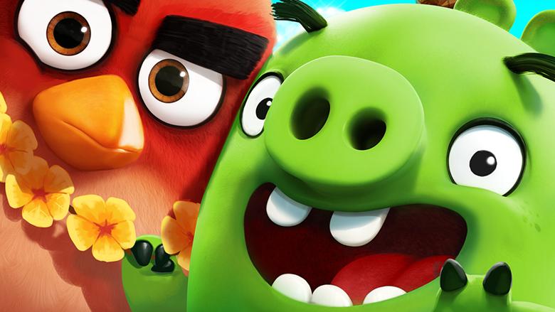 В софт-ланч вышла ферма во вселенной Angry Birds