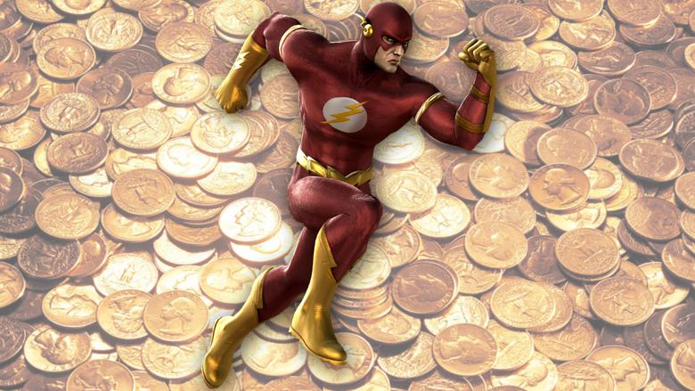Четверть игроков покупают виртуальную валюту для ускорение прогресса