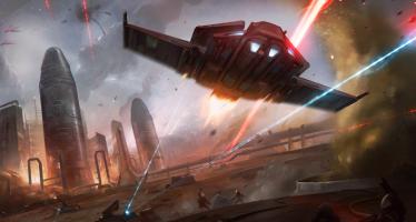 Деконструкция Sky Force Reloaded