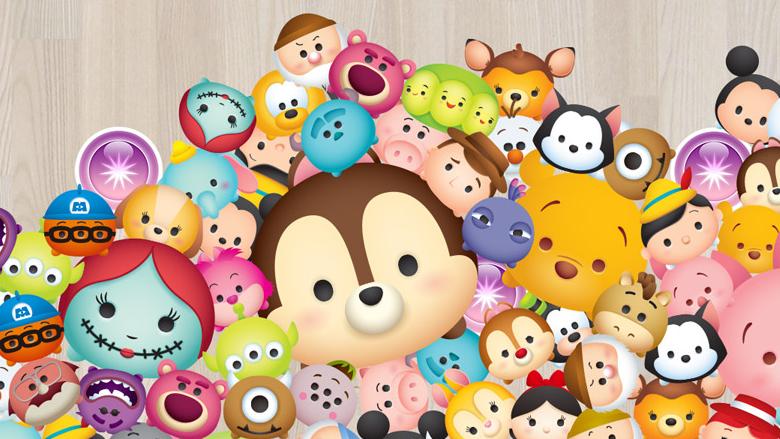 Disney Tsum Tsum набрал 60 млн загрузок