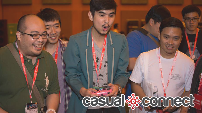 Опыт поездки российских команд на Casual Connect Asia 2016