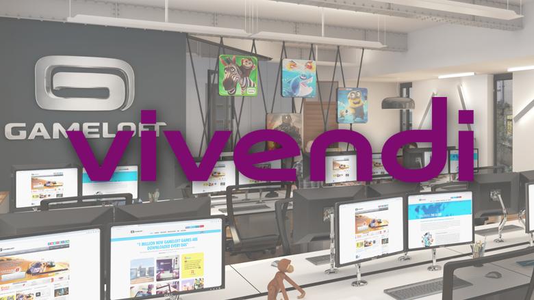 Основатели Gameloft продают свою долю Vivendi