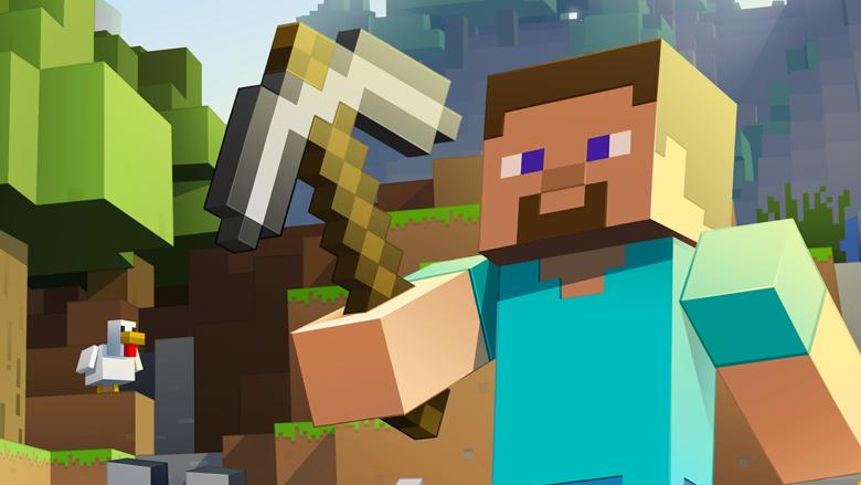Продажи Minecraft составили более 100 млн копий