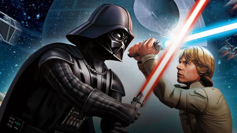 Star Wars Galaxy of Heroes - тотальная деконструкция Звезды Смерти от ЕА (с комментариями)