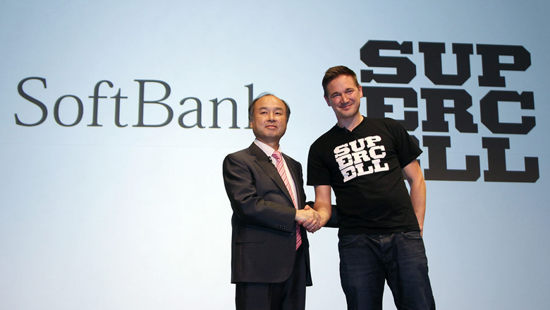 Supercell_Softbank
