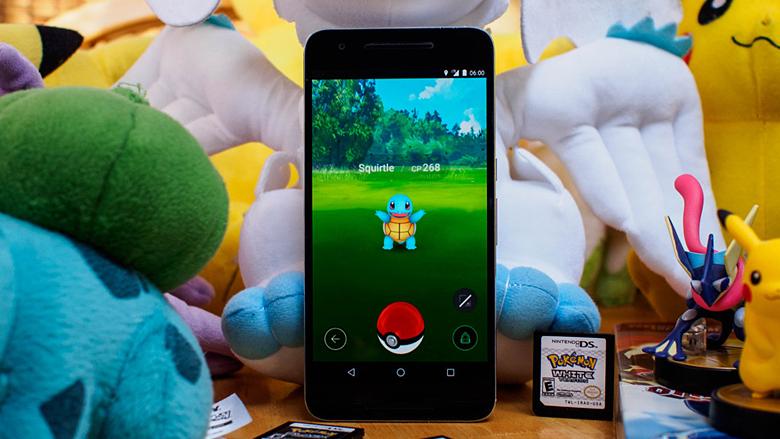 App Annie - игроки тратят на Pokémon GO более $5 млн в день