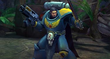 Дневники разработчиков - Warhammer 40000 Space Wolf