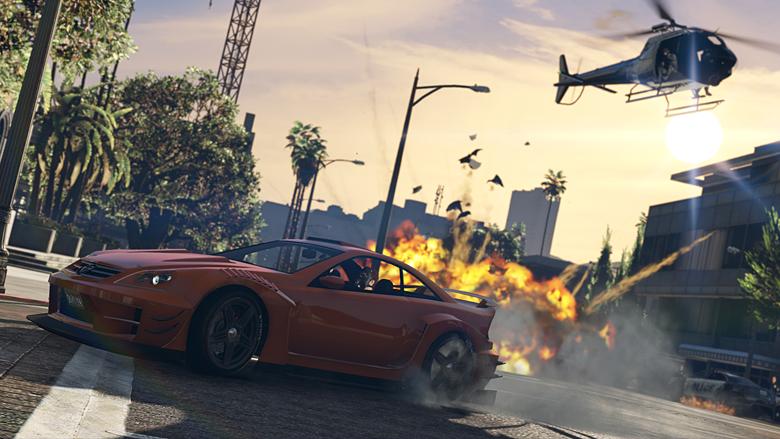 GTA Online заработала за июнь $53,2 млн
