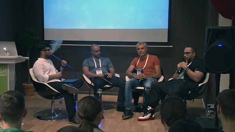 Круглый стол с Орловским, Сиротиным, Бабаевым и Ващенко об индустрии и разработке