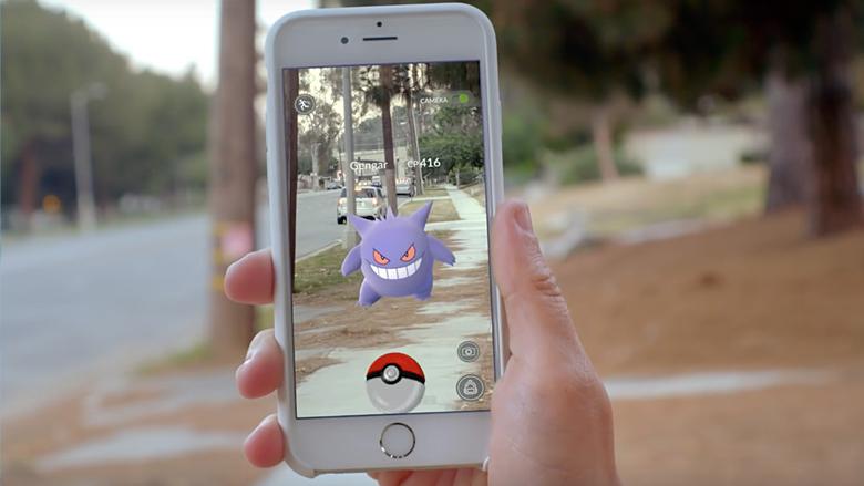 Pokémon GO - одна из самых быстро скачиваемых игр за всю историю мобильной индустрии