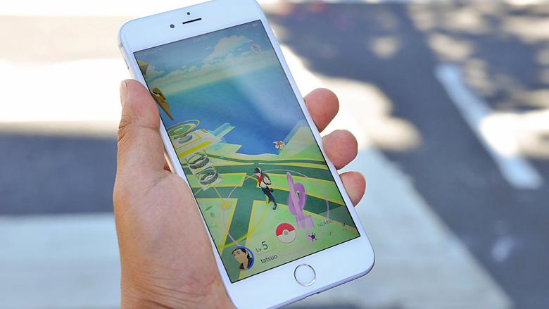 Pokémon GO возглавил американский кассовых чарт App Store