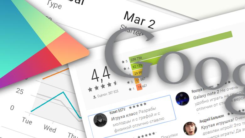 Android-разработчики получили продвинутый инструментарий по работе с пользовательскими оценками