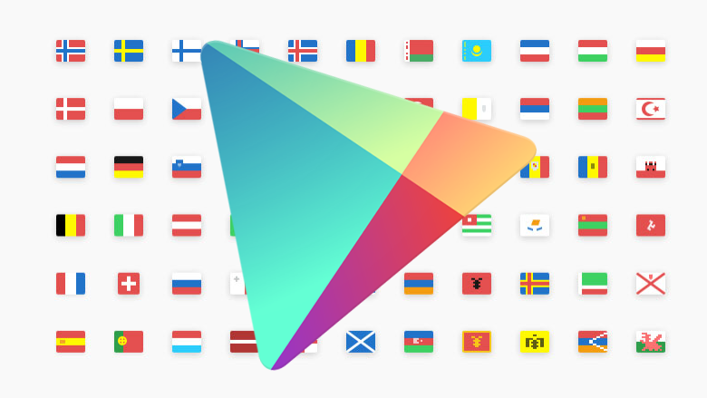 Google Play обзавелся аналитикой по языкам и странам