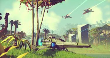 No Man's Sky по-прежнему входит в Топ 20 игр на Steam по числу онлайновых пользователей