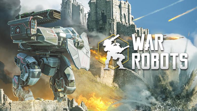 Pixonic переименовали свой блокбастер Walking War Robots