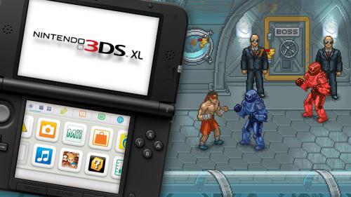 Punch Club появится на Nintendo 3DS