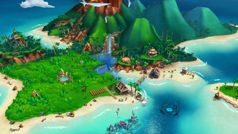 Релиз дня - FarmVille Tropic Escape
