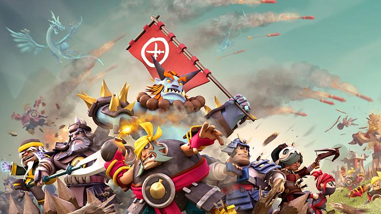 Space Ape Games на клонах Clash of Clans заработала более $56 млн