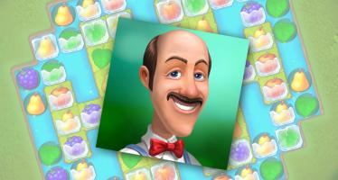 Три-в-ряд от Playrix за день собрала более 1 млн загрузок и попала в Топ 150 кассовых iOS-игр в США