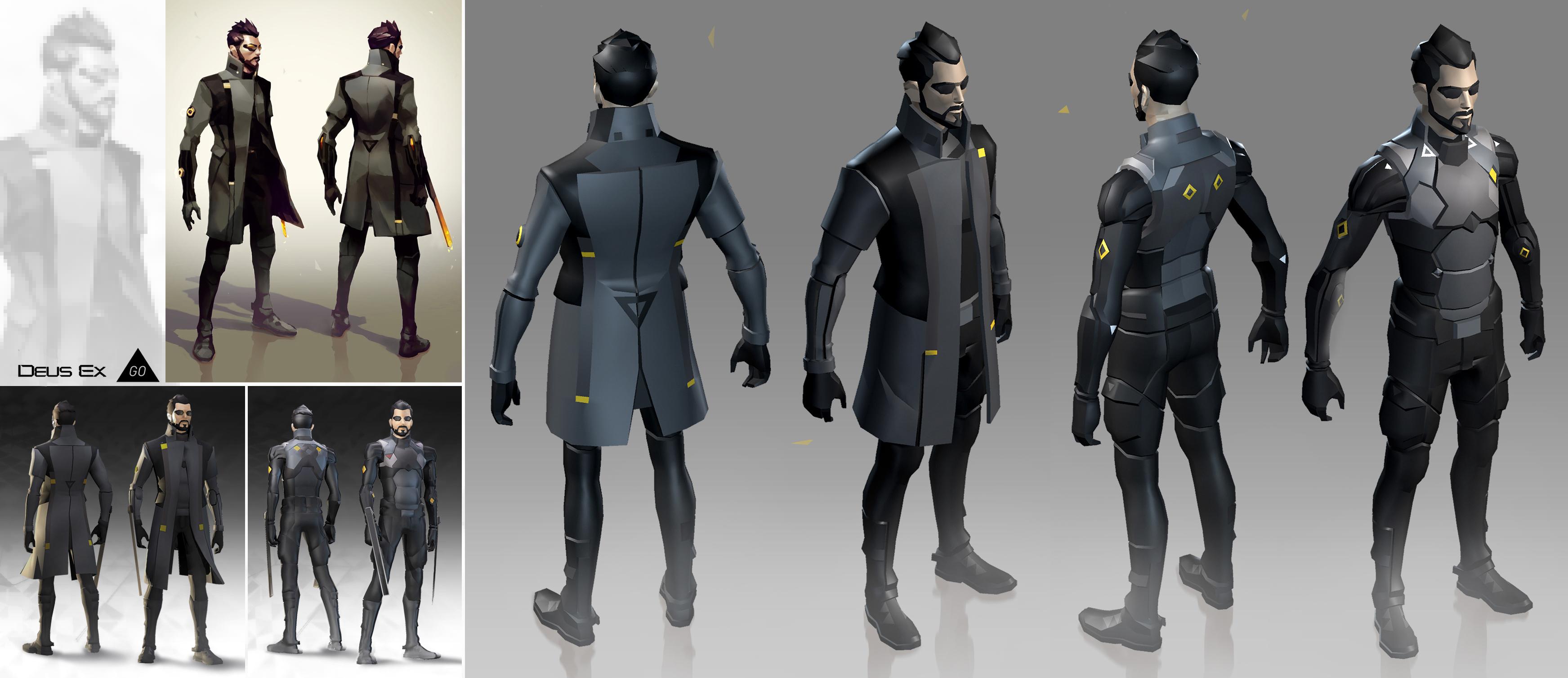 Релиз дня: Deus Ex GO (ОБНОВЛЕНА)