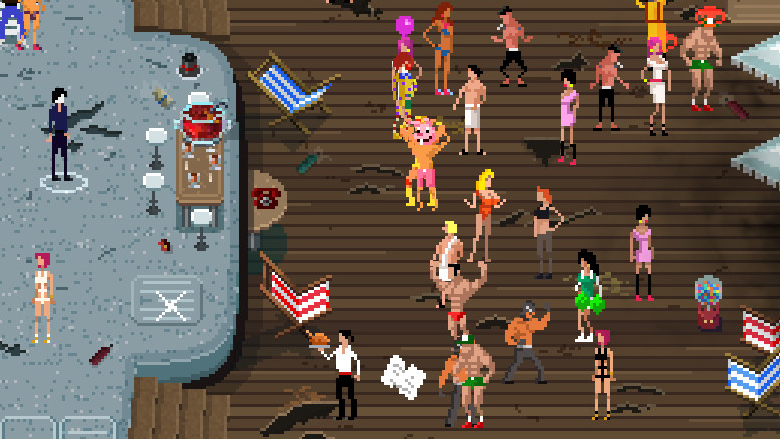 Pinokl Games о разработке и поддержке Party Hard