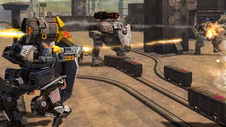 Глобальный фичер на Google Play принес War Robots миллион установок