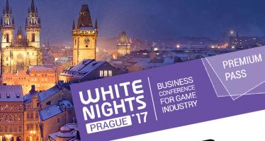 Конкурс - задай вопрос по ситуации на рынке VR и выиграй билет на White Nights Prague 2017