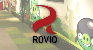 Rovio открыла студию в Лондоне