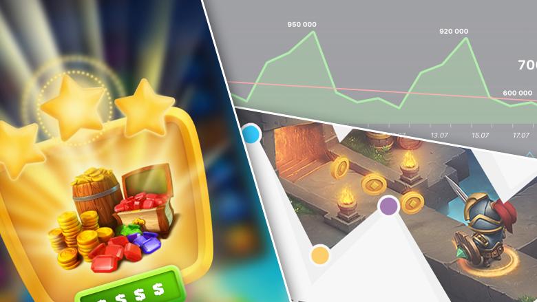 devtodev опубликовал руководство по анализу акций в играх