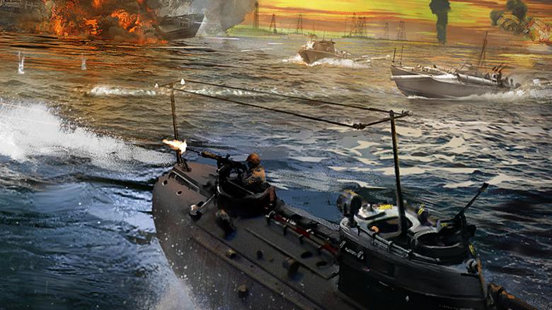 история разработки Navy Power