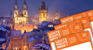 Билет на лекции White Nights Prague можно купить за €20
