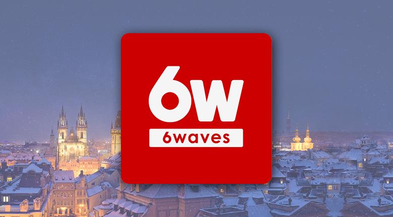задай 6waves вопрос про азиатский рынок и выиграй билет на White Nights Prague