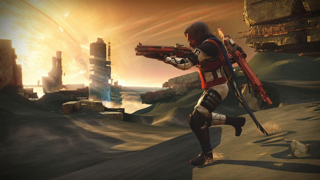 Destiny 2: премьера игрового процесса инемного подробностей