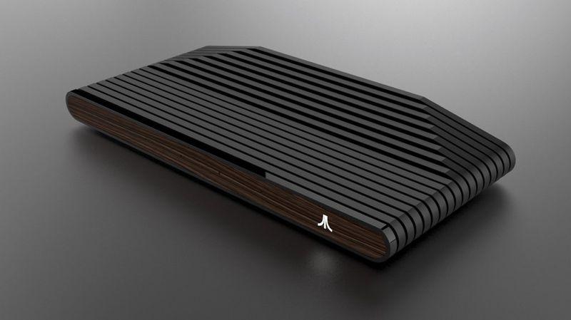 Atari представила игровую консоль Ataribox