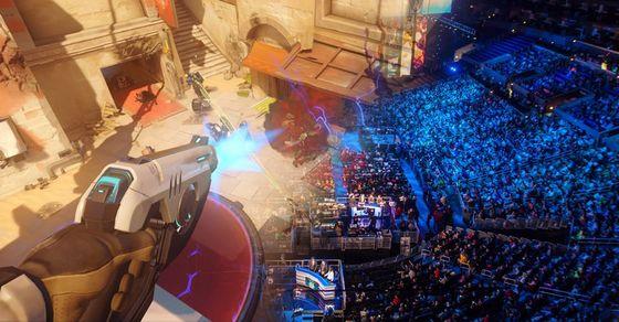 Старт Overwatch League на Twitch одновременно смотрело 425 тыс. зрителей