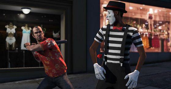 GTA V вошла в тройку самых продаваемых игр Европы за год