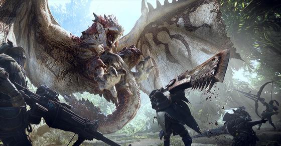 5 млн копий Monster Hunter: World отгрузили в первые выходные