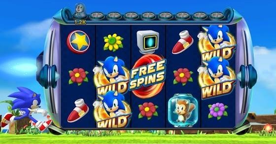 Sega запустила мобильные слоты по Сонику и Golden Axe