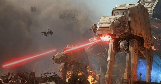 EA вернет микротранзакции в Star Wars Battlefront II