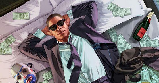 Мировые продажи GTA V превысили 90 млн копий
