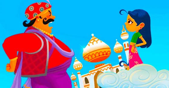 Zynga выпустила в Индии три-в-ряд по мотивам национальной культуры страны