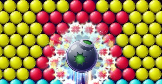 Мобильный Bubble Shooter скачали 50 млн раз