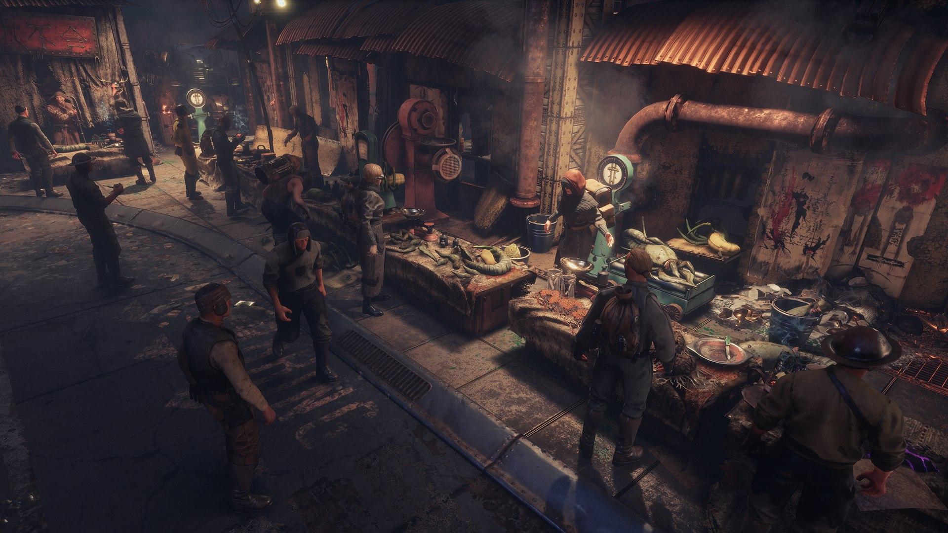 HeroCraft издаст INSOMNIA, ретрофутуристическую версию Dark Souls от разработчиков из Самары