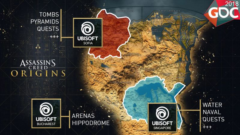 ВPC-версии Assassin's Creed Origins появится официальная читерская панель