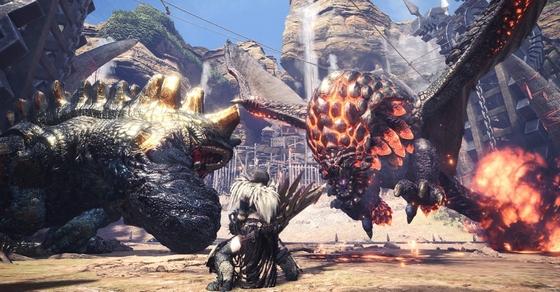 Capcom отгрузил и продал в «цифре» более 7,9 млн копий Monster Hunter: World