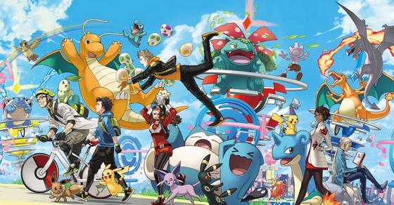 Pokémon GO скачали более 800 млн раз