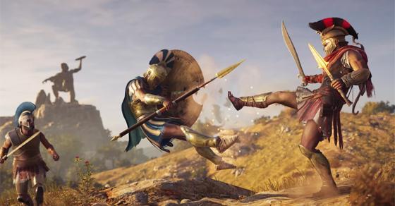 У Assassin's Creed Odyssey будет сервисная модель поддержки