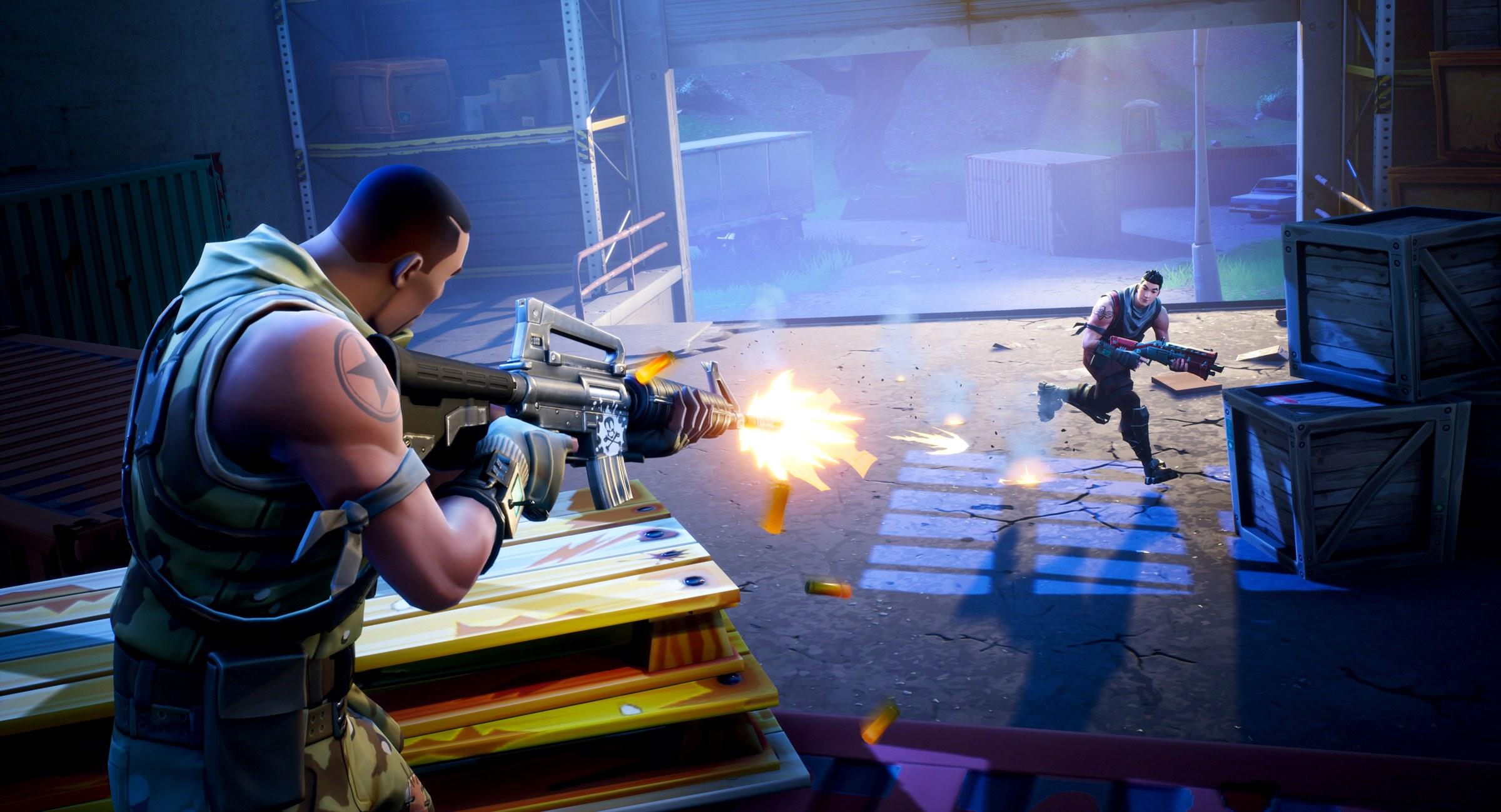 Создатели игры Fortnite привлекли 1,25 млрд долларов вложений денег