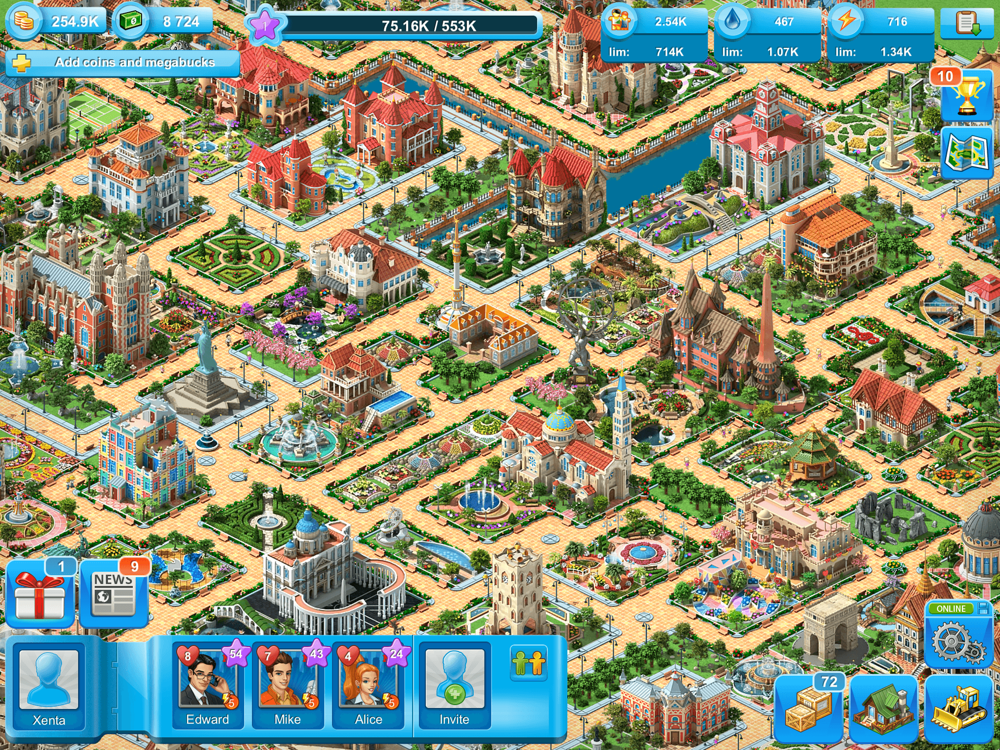 картинки игры город мегаполис человека